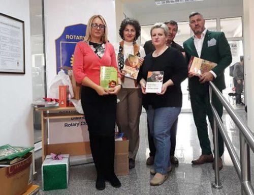 Donacija knjiga dobojskoj biblioteci