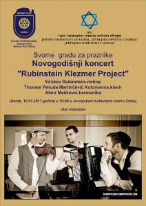 Rotary koncert 10.januara