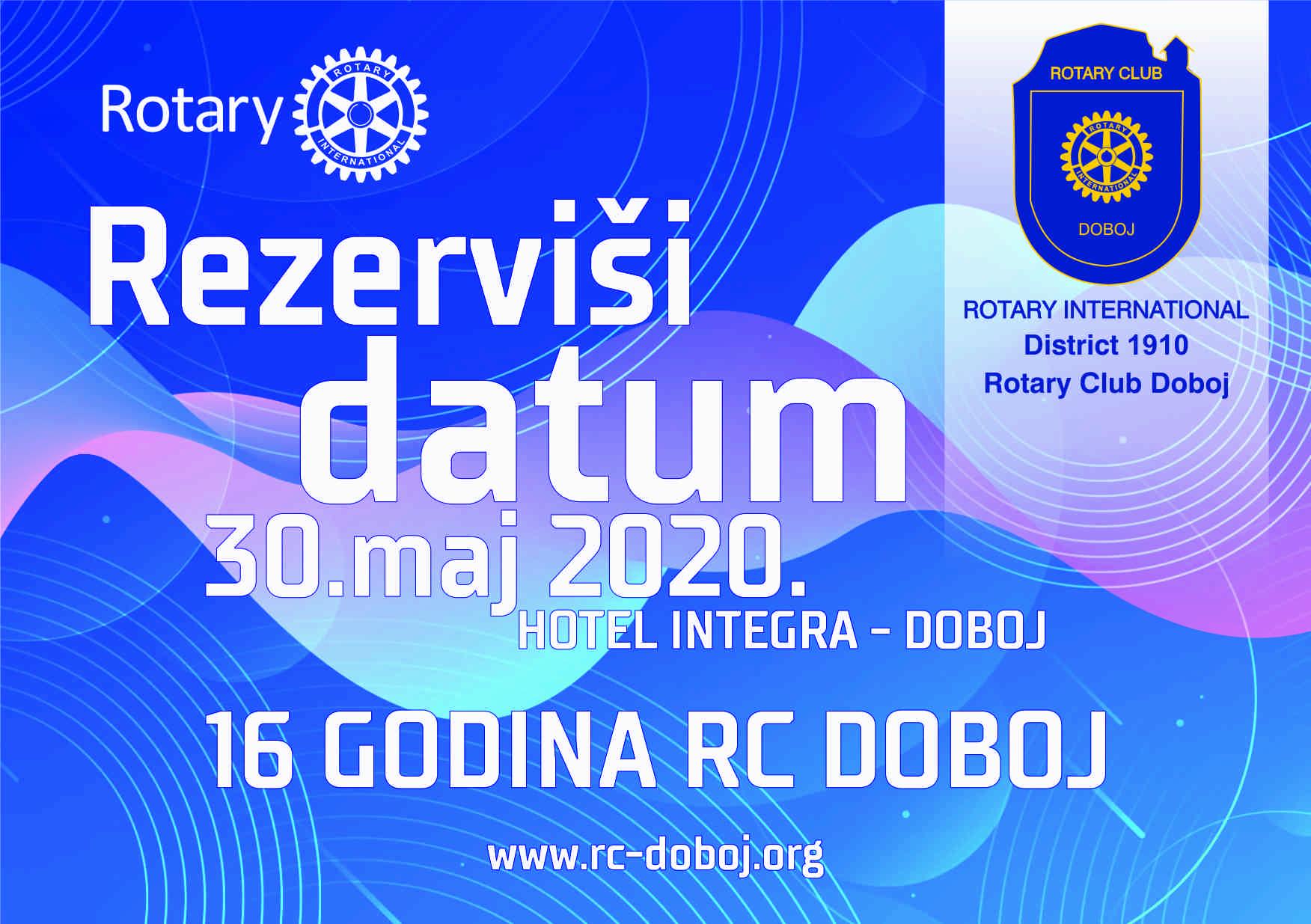 16 godina RC Doboj